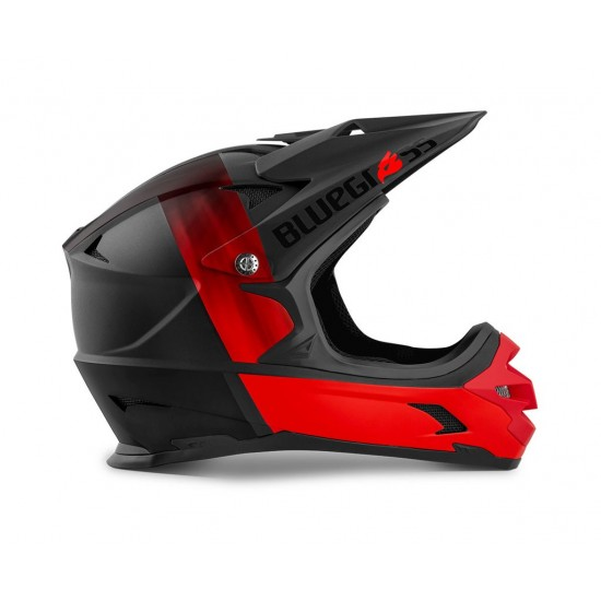 Каска FullFace Met Intox - Black Red Matt - S - Black Red Matt   -  S - на супер цена 220.00лв