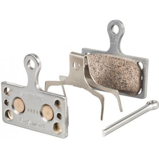 Синтеровани накладки Shimano G04S - metal pad - на супер цена 30.00лв