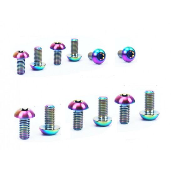 Болтове за ротор KRSEC 12 броя - хамелеон - rotor bolt hameleon - на супер цена 16.00лв