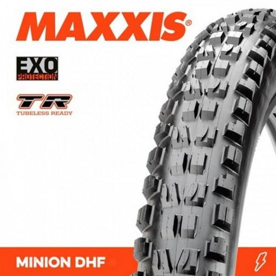 """Външна гума Maxxis Minion DHF 3C Max Terra/ EXO / TR - 29"""" x 2,60 - 29 DHF 3C Max Terra/ EXO / TR - на супер цена 95.00лв"""