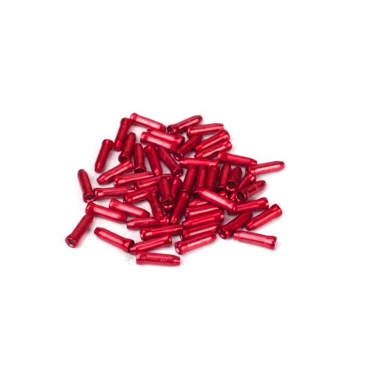 Капачки за жило - red - 1100 - red - на супер цена 0.20лв